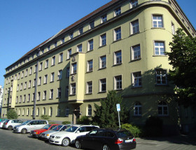 Bild des IBA Gebäudes