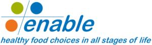 Logo des Projektes enable