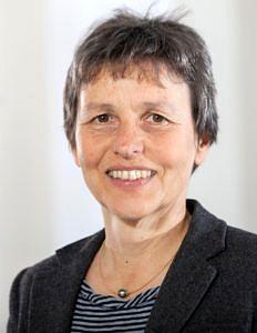 Portraitfoto von Professorin Dorothee Volkert